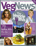 VegNews November/December