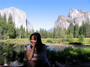 How to be vegan, healthy and gluten free in Yosemite