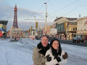 How to be vegan, healthy and gluten free while traveling in Blackpool, England