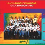 How To Purchase & Support The Healthy Food For Thought CD!