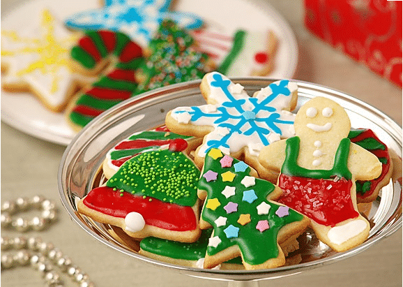 A Month of Holiday Treats Cookies The Healthy Voyager : Picture 44 from healthyvoyager.com size 578 x 411 png 393kB