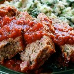 """Cheesy"" Italian ""Meat""loaf"