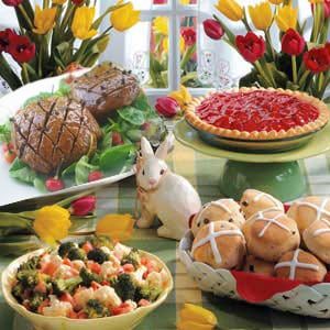 Healthy, Vegan and Gluten Free Easter Recipes