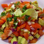 Fresh & Tasty Avocado Salad