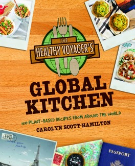 The Healthy Voyager's Global Kitchen Cookbook Giveaway!