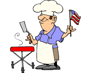 Healthy, vegan and gluten free 4th of July recipes