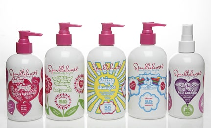 Sparklehearts Natural Body Care