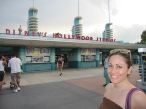 Healthy, vegan and gluten free food at Disney's Hollywood Studios