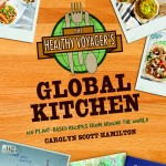 Announcing The Healthy Voyager's Global Kitchen Cookbook Holiday Cook-A-Long Contest!