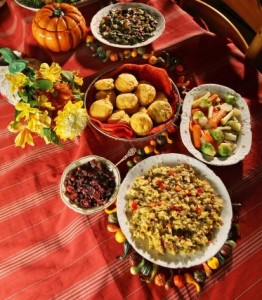 Healthy, Vegan and Gluten Free Thanksgiving Side Recipes