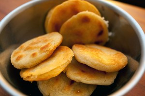 Colombian Arepas Gluten Free and Vegan Recipe
