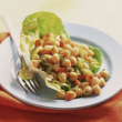 Mexi-Asian Style ChickPea Tartare Healthy, Vegan and Gluten Free Recipe