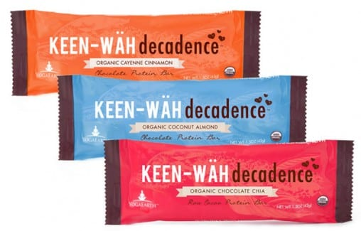 Vegan and Gluten Free Keen-Wah Bars Product Review