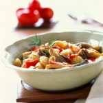 Gnocchi and Vegetable Italian Stir Fry