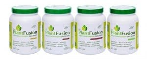 Plant Fusion Vegan Protein Powder Giveaway