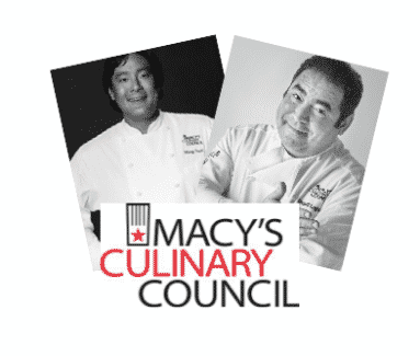 Macy's Culinary Council and Ming Tsai Events