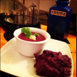 Halloween Purple Sweet Potato Chipotle Mash and Purple Sweet Potato Bisque Vegan Recipe