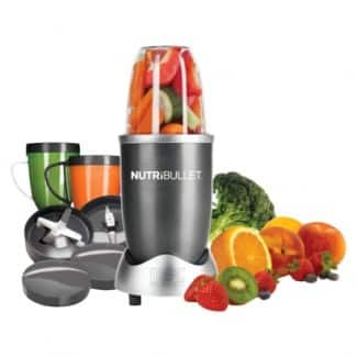 Nutribullet Healthy Holiday Giveaway
