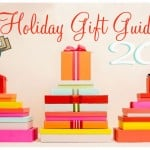 Healthy and Green Holiday Gift Guide 2012