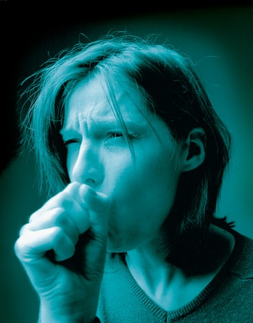 What is a dry cough and how do you know it is not a symptom of something more troubling?