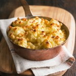 "Cauli ""Mac"" N' Cheez"