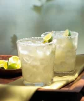 Organic Earth Day Tequila Drink Recipes