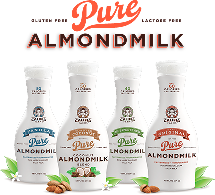 Amazon.com: califia almond milk