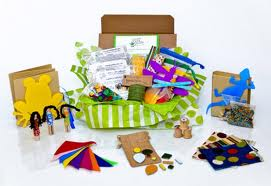 Green Kids Craft Monthly Box Subscription Product Review