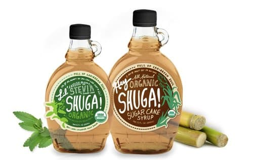 Hey Shuga! Organic Stevia and Cane Syrup Giveaway!