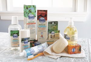 Tom's of Maine Summer Giveaway!