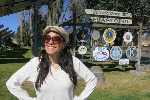 Where to find vegan food and restaurants in Sebastopol, California