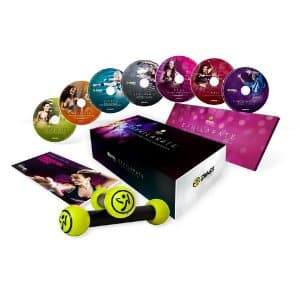 Zumba Home Workout Giveaway!