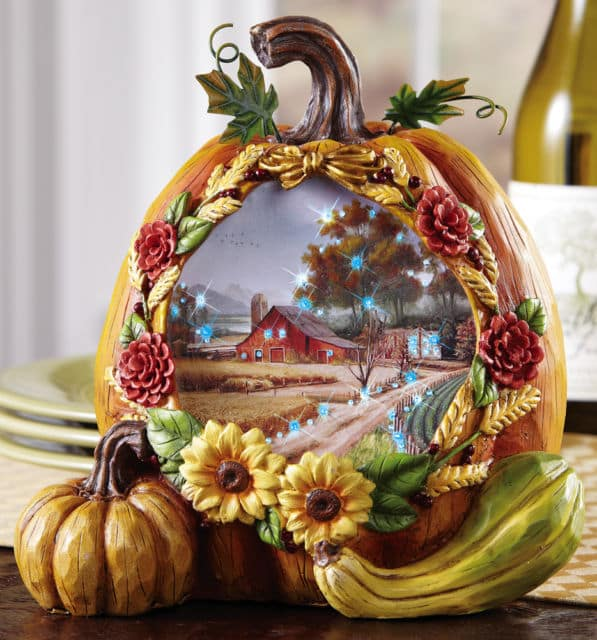 Budget-Friendly Thanksgiving Decor