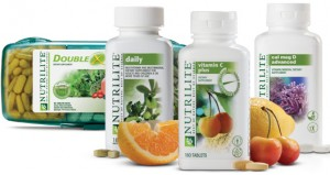 Healthy Holidays With Nutrilite Supplements