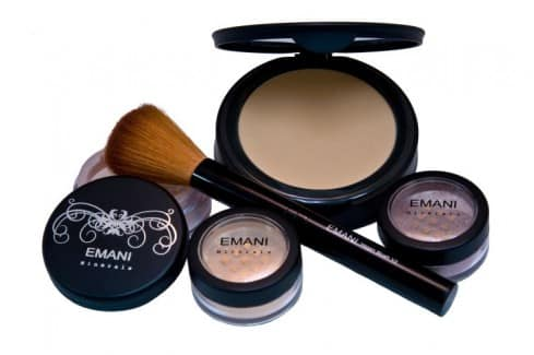 Emani Minerals Vegan Makeup Product Review
