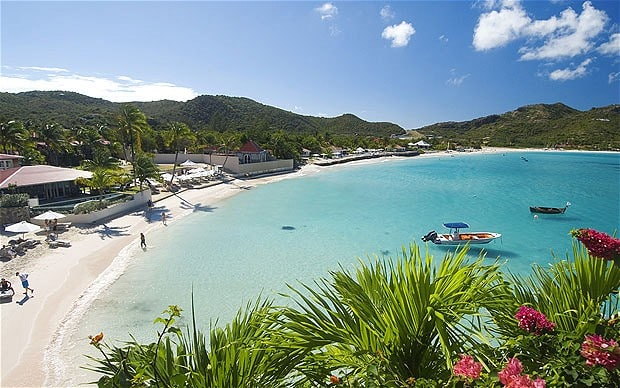 St. Barts and Anguilla Foodie Tour
