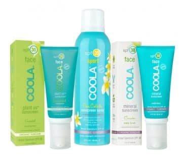 Coola Organic Suncare Product Review