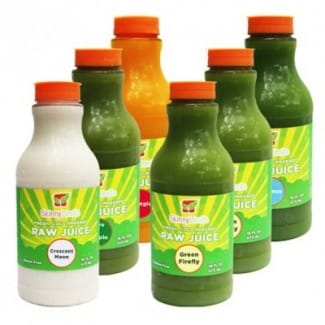 Skinny Limits Juice Cleanse Giveaway!