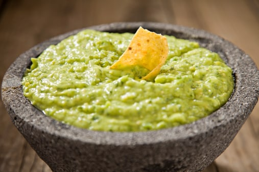 Creamy Avocado Tomatillo Salsa Recipe