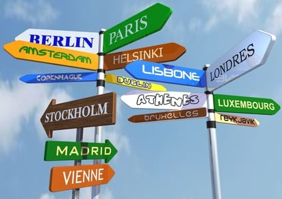 Tips on healthy travel to Europe