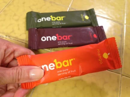 One Bar Product review