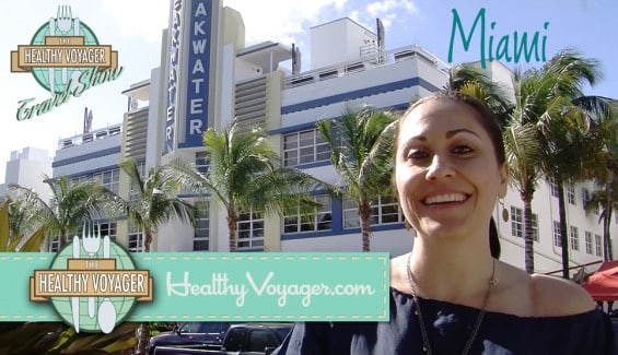 Healthy Voyager Miami Vegan Travel Show