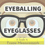 How to Measure Your Eyeglass Frames Size