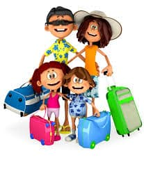 Top 3 tips for overseas family travel