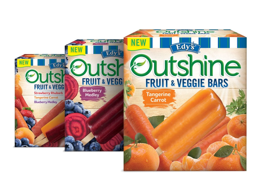 OUTSHINE Fruit & Tea Bars, Peach Black Tea, 6 ct Box. 4 out of 5 stars 1. Out of Stock. 0 added to cart. Outshine Frozen Fruit Bars, Citrus Variety Pack – Refreshing Out of Stock. 0 added to cart. OUTSHINE Fruit & Tea Bars, Blueberry Chamomile Tea, out of 5 stars Out of Stock.