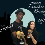 Orlando Jones Guest Stars on Sleep Hollow Halloween Edition of The Healthy Voyager's Global Kitchen!