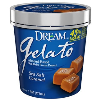 Almond Dream Vegan Gelato Review