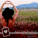 Look Out Black Friday and Cyber Monday. Here Comes Goodshop Sunday!