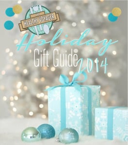 The Healthy Voyager's Healthy and Eco Holiday Gift Guide 2014