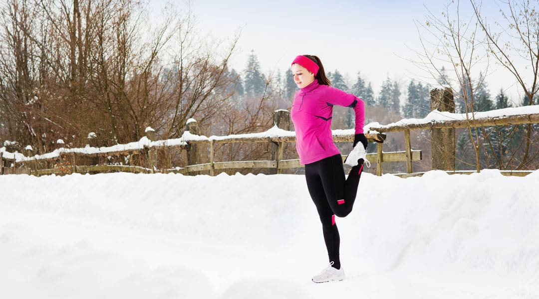 5 Ways to Stay in Shape This Winter